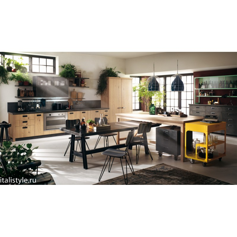 Кухня Diesel Social Kitchen