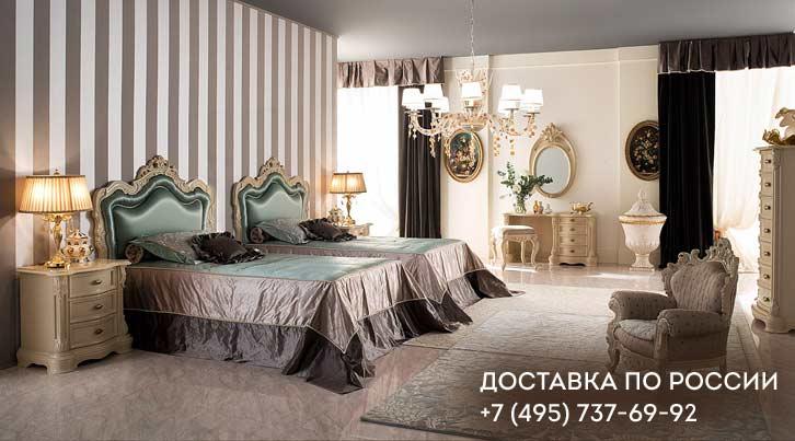 Доставка итальянской мебели по России